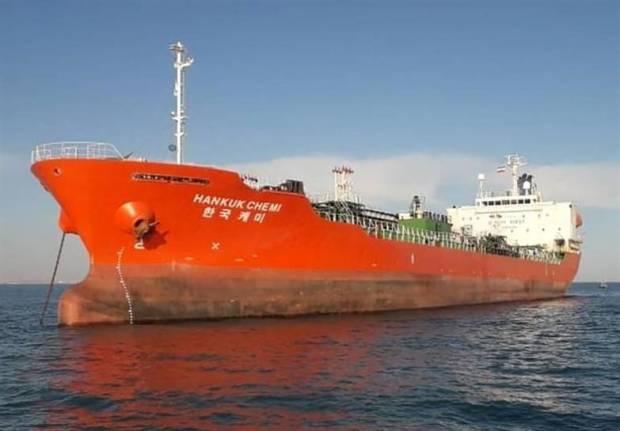 Iran Mengaku Tangkap Dua WNI ABK di Kapal Korsel