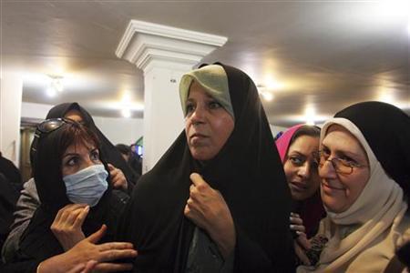 Putri Rafsanjani: Intervensi Iran di Suriah Tewaskan 500.000 Orang