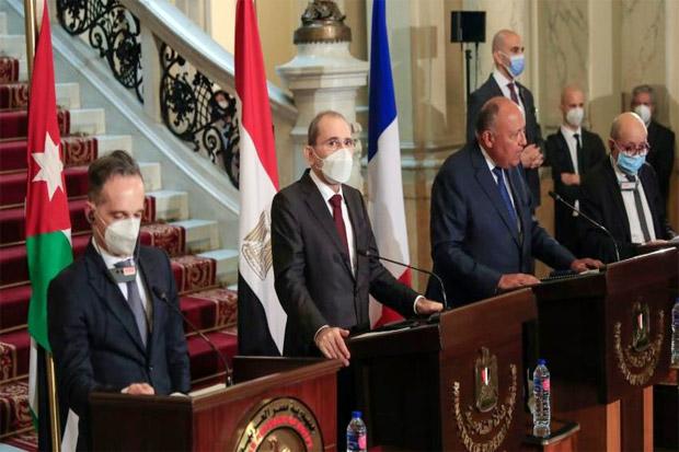 Mesir Tuan Rumah Pembicaraan untuk Menghidupkan Dialog Israel-Palestina