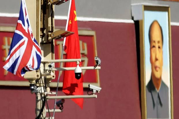 Inggris Umumkan Sanksi Bisnis Terkait Pelanggaran HAM di Xinjiang