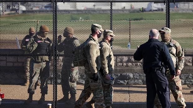 20.000 Pasukan Garda Nasional Siap Dikerahkan Saat Pelantikan Biden