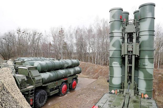 Soal Polemik Pembelian S-400 Rusia, Turki Ajak AS Duduk Satu Meja