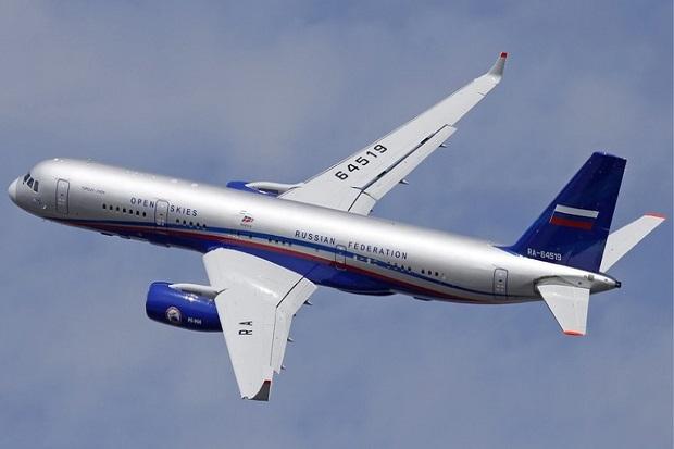 Rusia Keluar dari Perjanjian Open Skies dan Salahkan AS