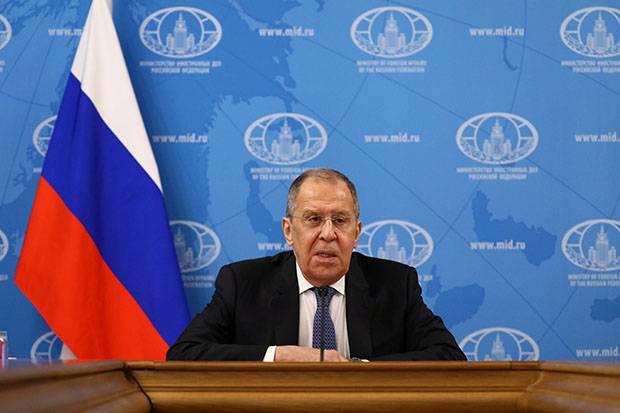 Lavrov: Rusia Tidak Akan Paksa Pasukan AS untuk Keluar dari Suriah