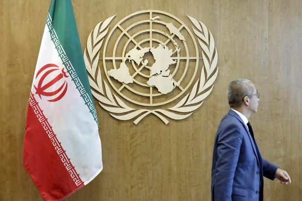 Belum Bayar Iuran PBB, Iran Terancam Kehilangan Hak Suara