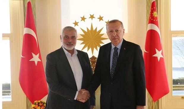 Israel Desak Turki Tutup Kantor Hamas sebagai Syarat Perbaikan Hubungan