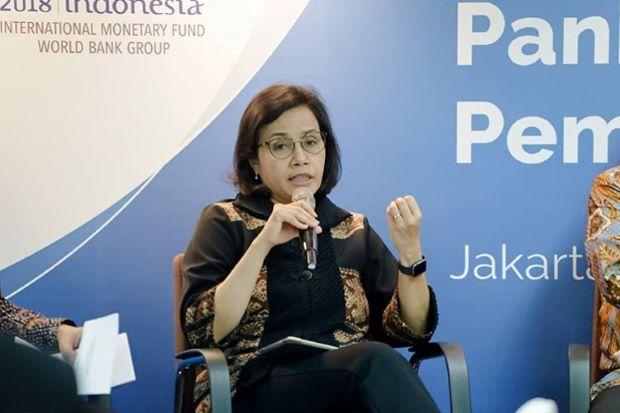 Sering Disorot Utang, Sri Mulyani Curhat ke Menteri Agama