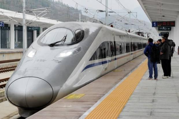 Berlomba Ciptakan Teknologi Kereta Cepat, China Juaranya