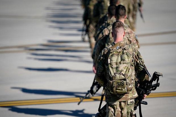 Dukung ISIS, Tentara AS Ingin Membom Pasukan AS dan Serang Monumen 9/11