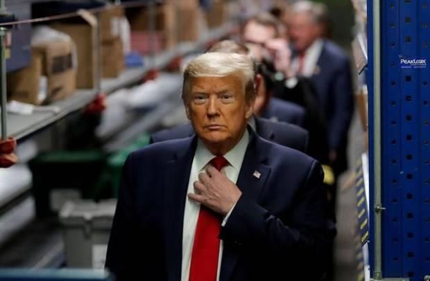 Iran Memasukkan Trump dan Para Pejabat AS dalam Daftar Hitam