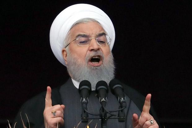 Minta Biden Kembali ke Perjanjian Nuklir, Rouhani: Era Tirani Telah Berakhir