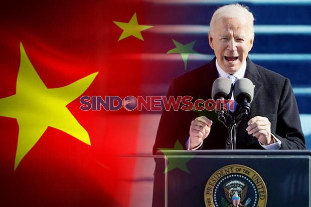 China Bikin Joe Biden Murka di Hari Pelantikan