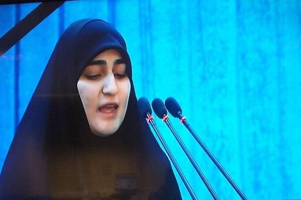 Putri Soleimani pada Trump yang Lengser: Anda Bunuh Ayah Saya, tapi Hidup Ketakutan