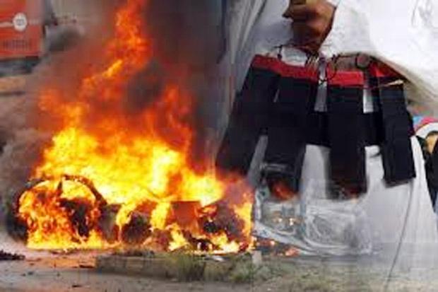Bom Bunuh Diri Kembar Guncang Baghdad, 28 Tewas dan 73 Luka