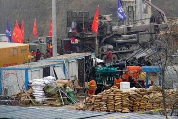 10 Orang Masih Terjebak di Tambang Emas China, Mereka Cari Korban Lain