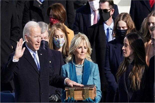 Baru Jabat Presiden AS, Biden Hendak Dimakzulkan atas Tuduhan Korupsi