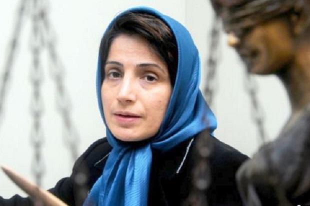 Wanita Iran Pengacara HAM Dijebloskan Lagi ke Penjara yang Terkenal Kejam