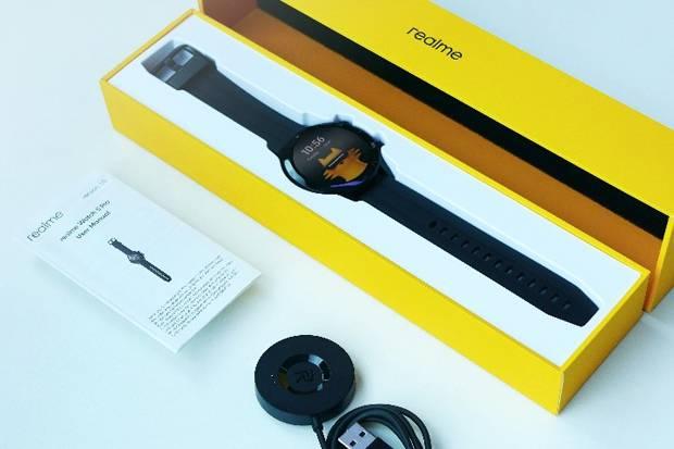 Badan Sehat dan Tampil Stylish, realme Watch S Pro Siap Digasak Pekan Ini
