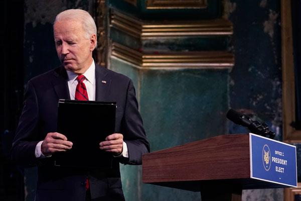 Jalan Terjal Biden Dapatkan Kembali Kepercayaan Sekutu AS