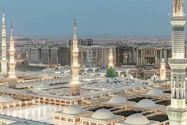 WHO Tetapkan Madinah sebagai Salah Satu Kota Tersehat di Dunia
