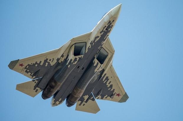 Diklaim Mudah Habisi Jet F-35 AS Jika Duel, Ini 5 Fitur Canggih Su-57 Rusia