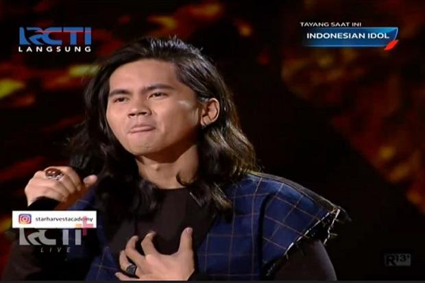 Taklukkan Lagu Sam Smith, Kaka Slank Beri Wejangan untuk Ramanda Idol