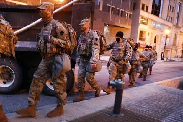 AS Keluarkan Peringatan Terorisme Nasional