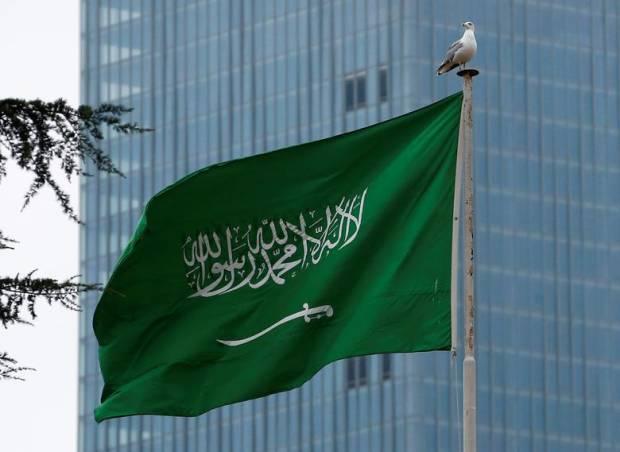 Usulan Hapus Gambar Pedang di Bendera Arab Saudi Dikritik Warganet