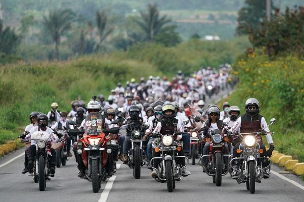 Geser Jakarta, Jawa Timur Pecahkan Rekor dengan 19 Juta Pengendara Motor