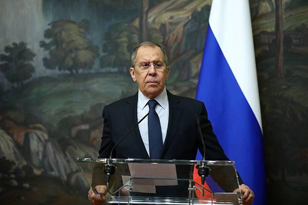 Lavrov: Sikap Barat Terhadap Kasus Navalny Telah Berlebihan