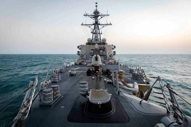 Kapal Perusak AS Berlayar Dekat Paracel, Langsung Diusir Militer China