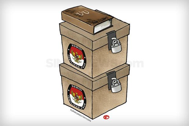 Azis Syamsuddin Beberkan Urgensi Revisi UU Pemilu
