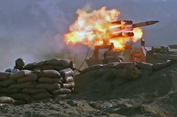 Unjuk Kekuatan, Iran Gelar Latihan Militer Dekat Perbatasan Irak