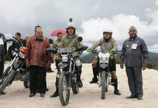 Jalan Trans-Papua, Pembangunan Baru dan Kesejahteraan Maju