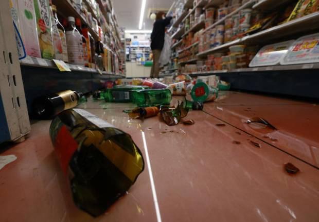Gempa Guncang Lepas Pantai Jepang, Puluhan Orang Terluka
