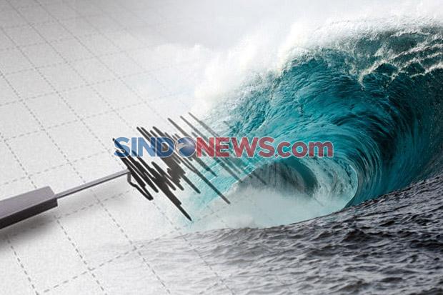 Gempa 7,3 SR Landa Jepang, Tidak Ada Ancaman Tsunami
