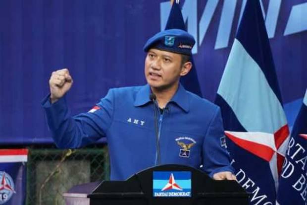 AHY: Kelompok Pengudeta Partai Demokrat Berupaya Memecah Belah SBY dan Jokowi