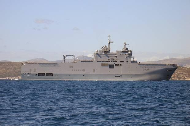 Prancis Kirim 2 Kapal Perang Menuju Laut China Selatan