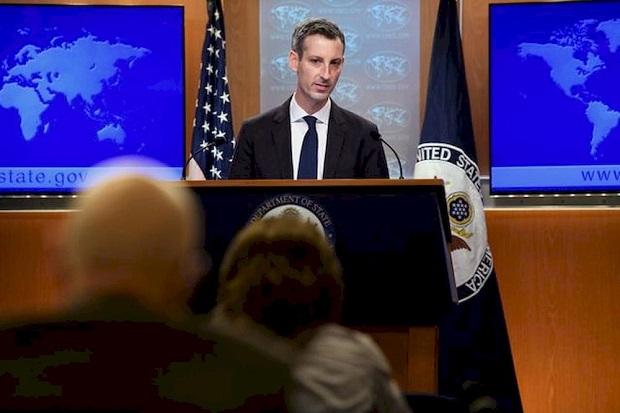 AS Peringatkan China Tak Gunakan Kekuatan di Laut China Selatan