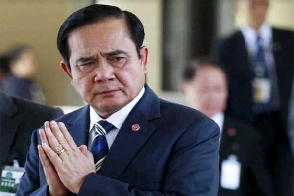 Mengenal Prayut Chan-o-cha, Pemimpin Junta Thailand dan Penasihat Junta Myanmar