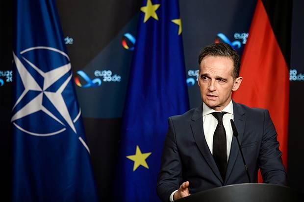 Jerman Serukan UE Sahkan Sanksi Terhadap Rusia Terkait Navalny