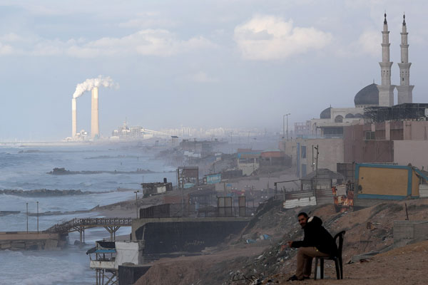 Kurangnya Air Bersih Masih Jadi Ancaman Utama di Jalur Gaza