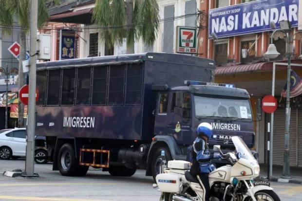 Diprotes Keras, Pengadilan Malaysia Setop Deportasi 1.200 Warga Myanmar