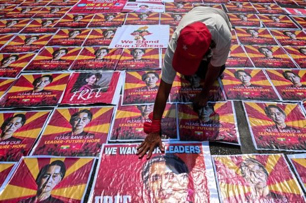 Myanmar Hadapi Lebih Banyak Protes, Indonesia Dorong Upaya Diplomatik