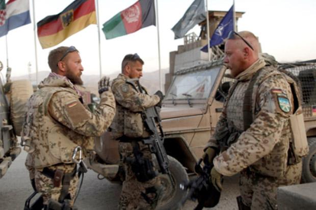 Jerman Bersiap Pertahankan Pasukan di Afghanistan