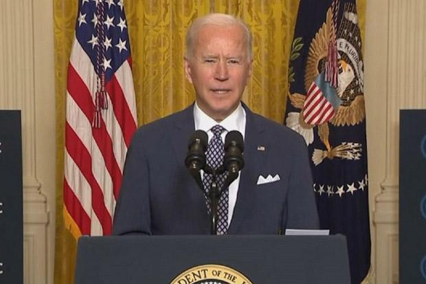 Sebulan Menjabat, Joe Biden Dihantam Isu Rasisme