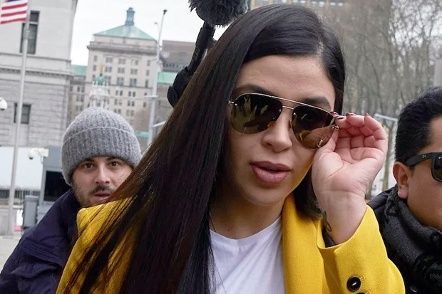 Istri Cantik Bantu El Chapo Operasionalkan Kartel Sinaloa dari Penjara