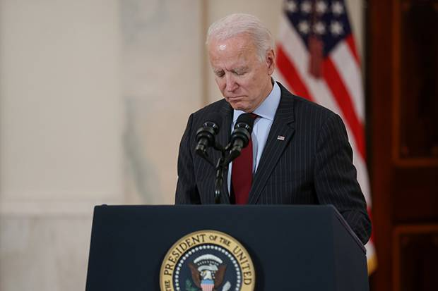Anggota Partai Republik Desak Biden Batalkan Renca