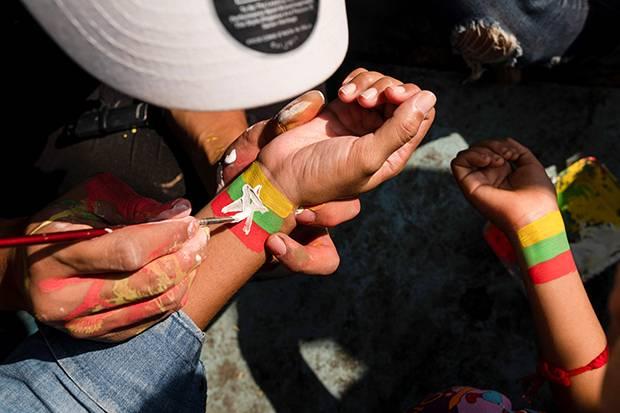 Jepang Dilaporkan akan Hentikan Bantuan Pembangunan untuk Myanmar