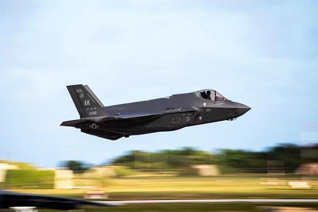 Media AS: Jet Tempur Siluman F-35 Mahal dan Tak Bisa Diandalkan
